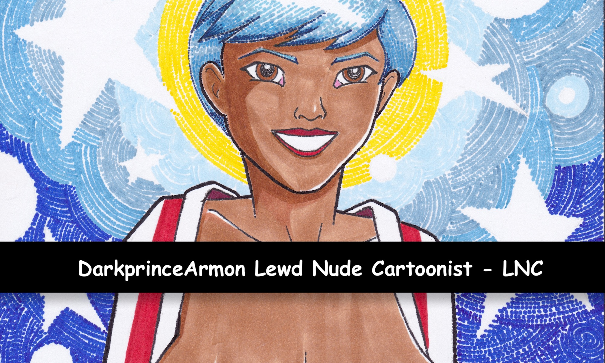 Lewd Nude Cartoonist